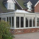 Engineered softwood conservatory Lichfield Staffordshire