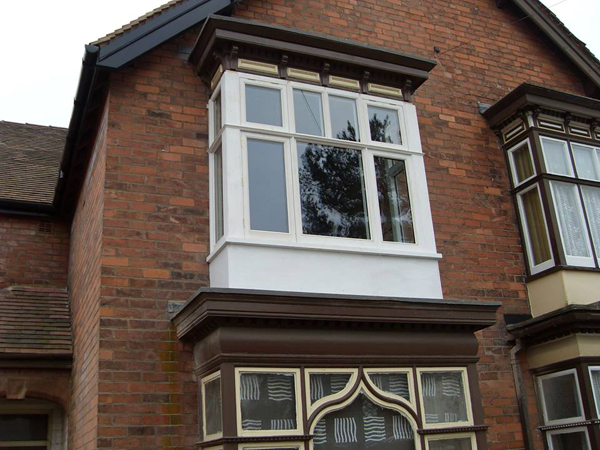 Bay window Stafford