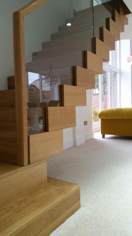 Staircase Lichfield Staffordshire