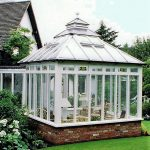 Western Cedar conservatory Whittington